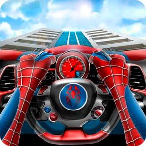 Drive Car Spider Simulator