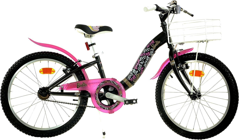 Dino Bikes 204R Niñas Ciudad Metal Rosa bicicletta - Bicicleta ...