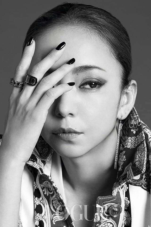 安室奈美恵 VOGUE TAIWAN 2018年 7月号 A iPhone(640×960)壁紙画像
