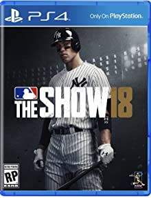 MLB 18 The Show (輸入版:北米) - PS4