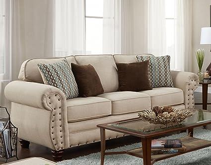 Attirant American Furniture Classics Abington Sand Sofa