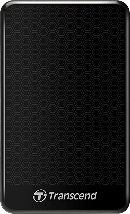 TS2TSJ25A3K [USB3.0ポータブルHDD StoreJet 25A3 2TB ブラック]