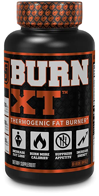 Burn Xt Thermogenic Fat Burner Weight Loss Supplement Appetite Suppressant Energy Booster