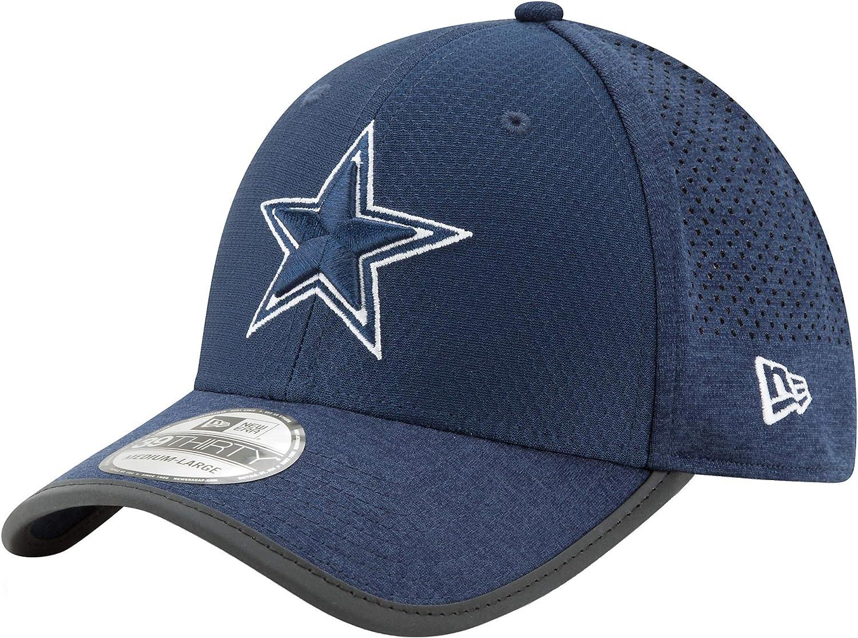 New Era 39Thirty Cap Training Dallas Cowboys
