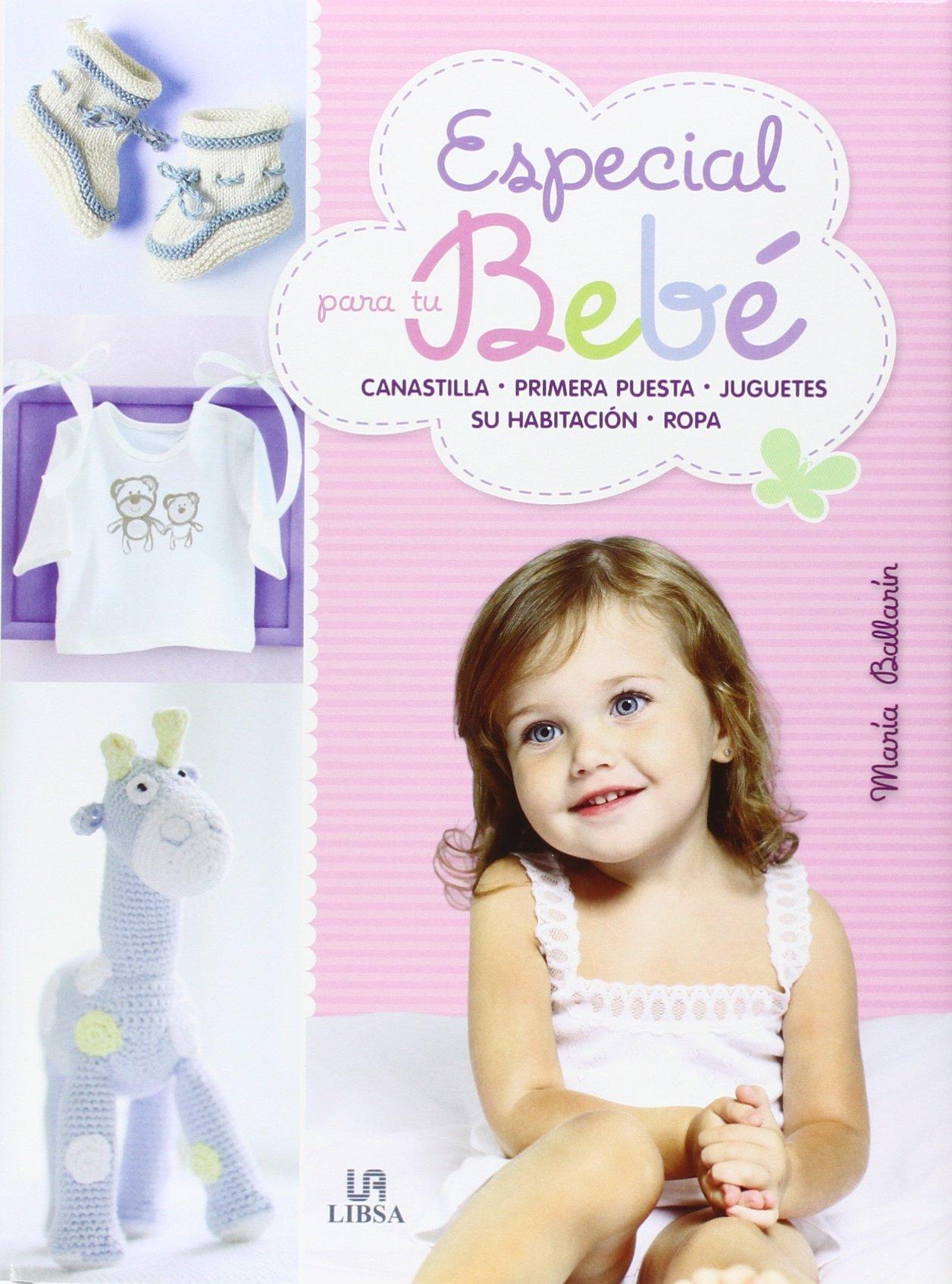 Canastilla Bebe Amazon.Especial Para Tu Bebe Lucrecia Persico Lamas 9788466231367