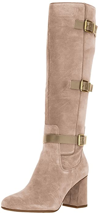 2ee8c294c65e Franco Sarto Women s Knoll Knee High Boot Cocco 5 Medium US