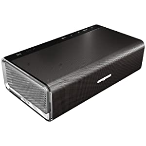 Creative Sound Blaster Roar: Portable NFC Bluetooth Wireless Speaker with aptX/AAC. 5 Drivers, Built-in Subwoofer
