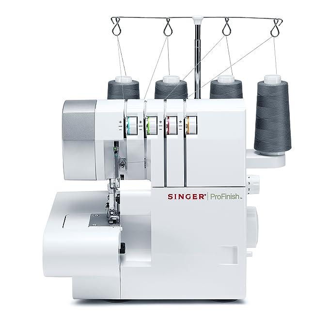 Amazon Singer ProFinish 400CG400 Serger 40040040 Thread Capability Custom Singer 14sh654 Finishing Touch Serger Sewing Machine
