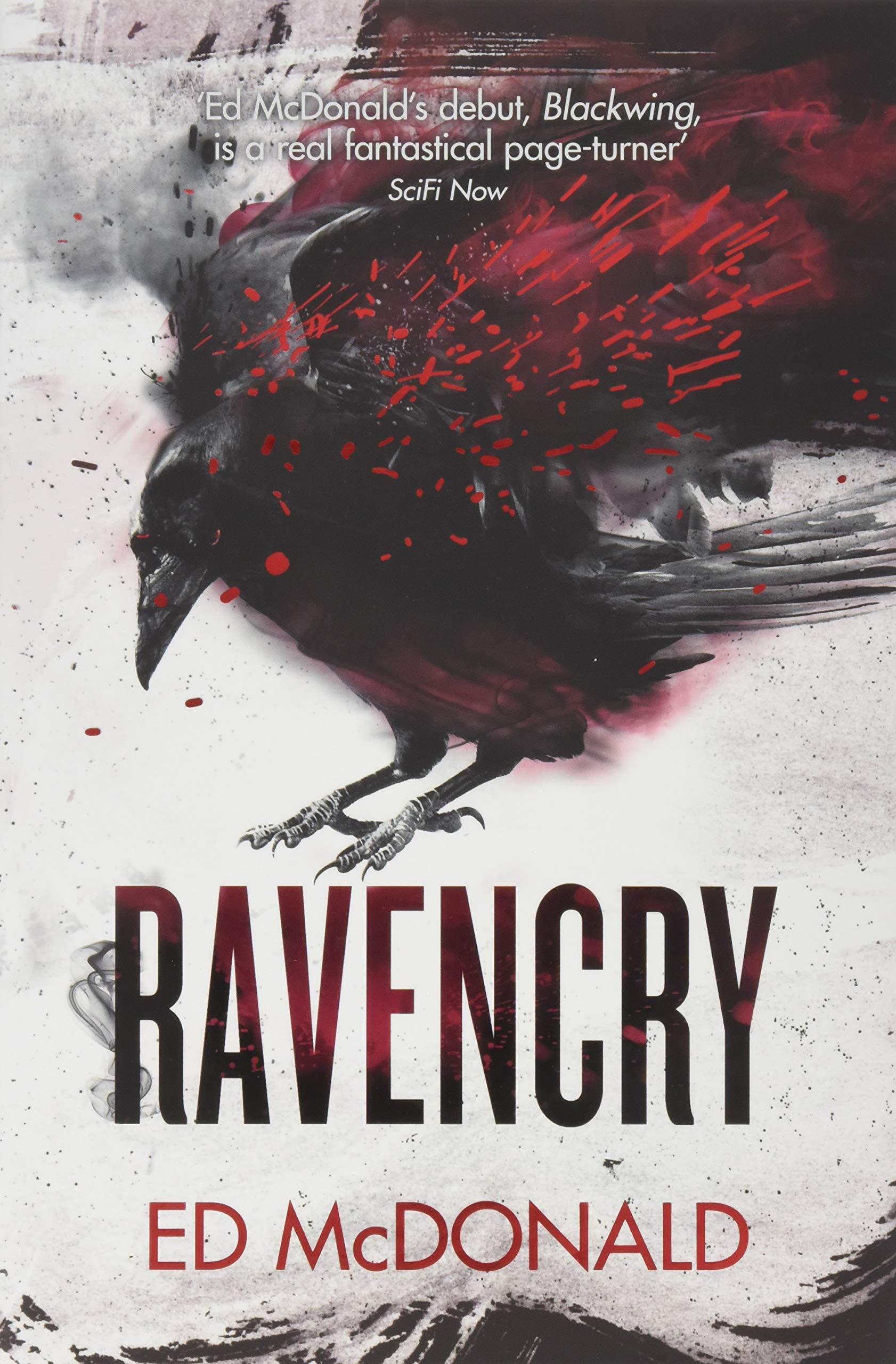 Download Ravencry: The Raven's Mark Book Two PDF ePub fb2 ebook