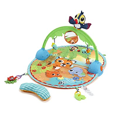 Little Tikes Baby - Good Vibrations Deluxe Activity Gym - with Bag: Toys & Games