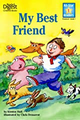 My Best Friend (All-Star Readers) Kindle Edition