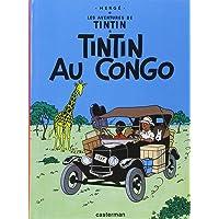 TINTIN T.02 : TINTIN AU CONGO