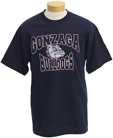 e8fd49ef Amazon.com : NCAA Gonzaga Bulldogs Colossus Short Sleeved T-Shirt : Sports  Fan T Shirts : Clothing