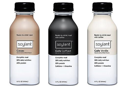 FREE Soylent Meal Shakes Sampl...