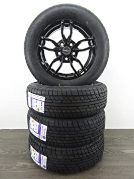 Seat Ibiza 6 F KJ Leon Toledo 1 M 15 pulgadas Llantas Invierno ruedas ZX100 nuevo de Aquiles: Amazon.es: Coche y moto
