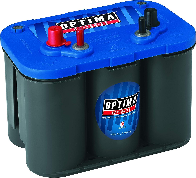 Optima Batteries 8006-006 34M BlueTop Marine Starting Battery: Automotive