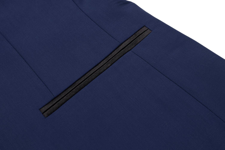 COOFANDY Men's Slim Fit Blazer Jacket Casual One Button Suit Coat by COOFANDY (Image #7)
