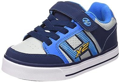 Chaussures Bullboxer blanches Fashion femme Chaussures Heelys X2 bleues Chaussures Gola argentées Fashion femme  Marca  Gris (Castle Rock) hummel Stockholm Suede Mid oqI0CSqu