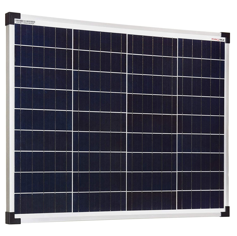 Enjoysolar® Polycrystalline 30Watt 12V Panel solar Panel solar ...