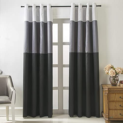 Cheap Jarl home Grommet Darkroom Curtains window curtain panel for sale