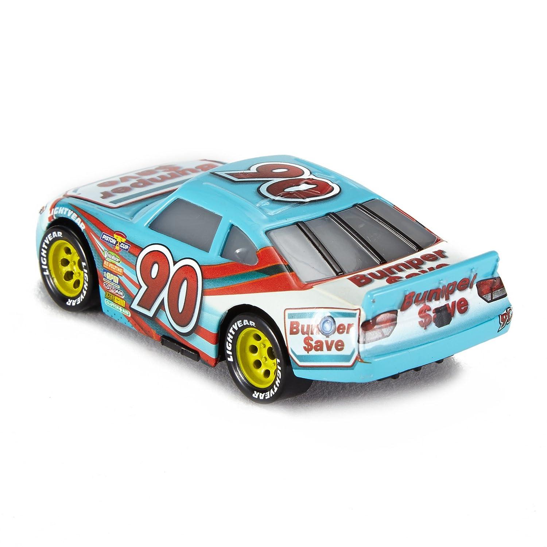 Die-Cast Vehicle Mattel DXV66 Disney//Pixar Cars 3 Ponchy Wipeout Bumper Save