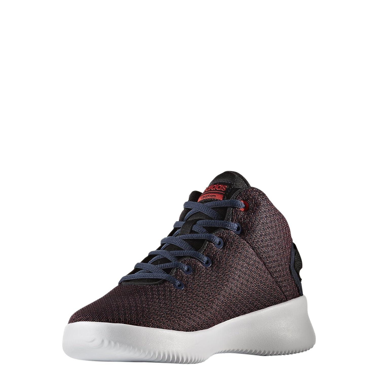 Adidas CF Refresh Mid K, Chaussures Chaussures K, de Fitness Mixte Enfant 31 EU|Multicolore - Bleu/Noir/Rouge (Maruni / Negbas / Rojbas) 08b0ab