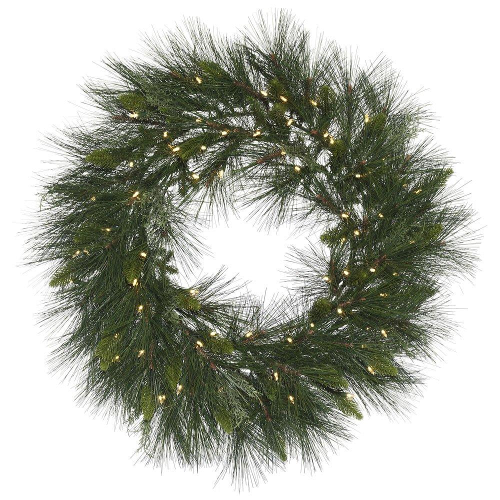 Vickerman Spencer Mixed Pine Wreath G174330
