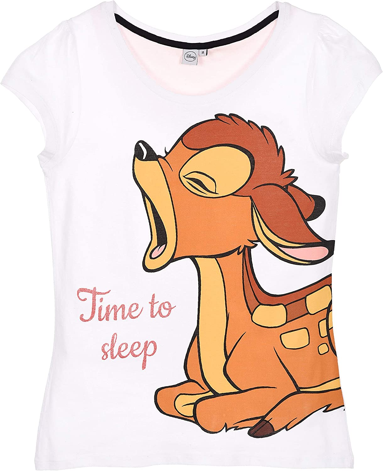 Disney Bambi Woman Short Pajamas