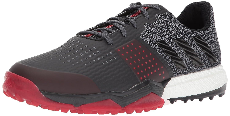 adidas メンズ adipower s boost 3 WD B071W219MY 10.5 Wide US|Onix/Core Black/Scarlet Onix/Core Black/Scarlet 10.5 Wide US