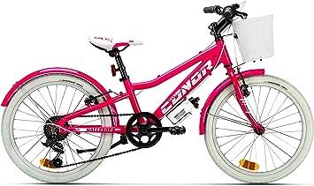 Conor Bicicleta HALEBOB Rosa. Bicicleta Infantil de Cuatro Ruedas ...