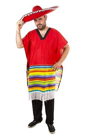 Costumizate! Disfraz de Mexicano Adulto Especial para Fiestas de ...
