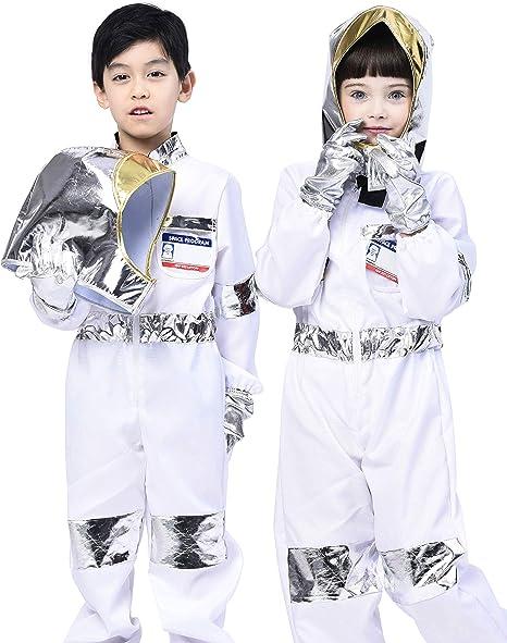 IKALI Disfraz de Doctor de niños, clásico Batas de Laboratorio, El ...