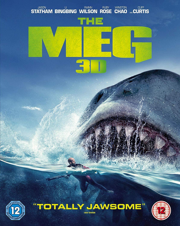 The Meg [3D Blu-ray + Blu-ray]