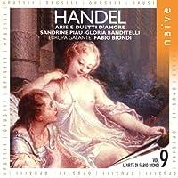 Arie e duetti d'amore (Opernarien und Duette)