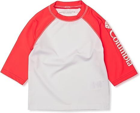 Columbia - Camisa/Camiseta para niño, Color Blanco, Talla XS: Amazon.es: Ropa y accesorios