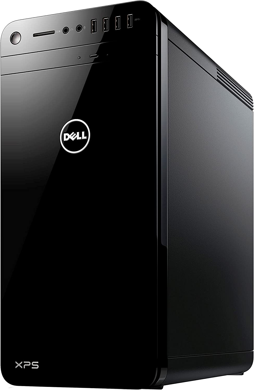 2017 Dell XPS 8920 Desktop Computer, Intel Quad-Core i7-7700 up to 4.2GHz, 16GB DDR4 RAM, 1TB HDD, NVIDIA GTX 1050Ti 4GB DDR5 Windows 10 Pro