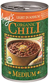 Amy's Organic Canned Chili