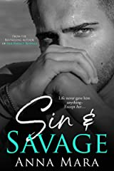 Sin & Savage: A can't-put-down romance comedy thriller full of twists Kindle Edition