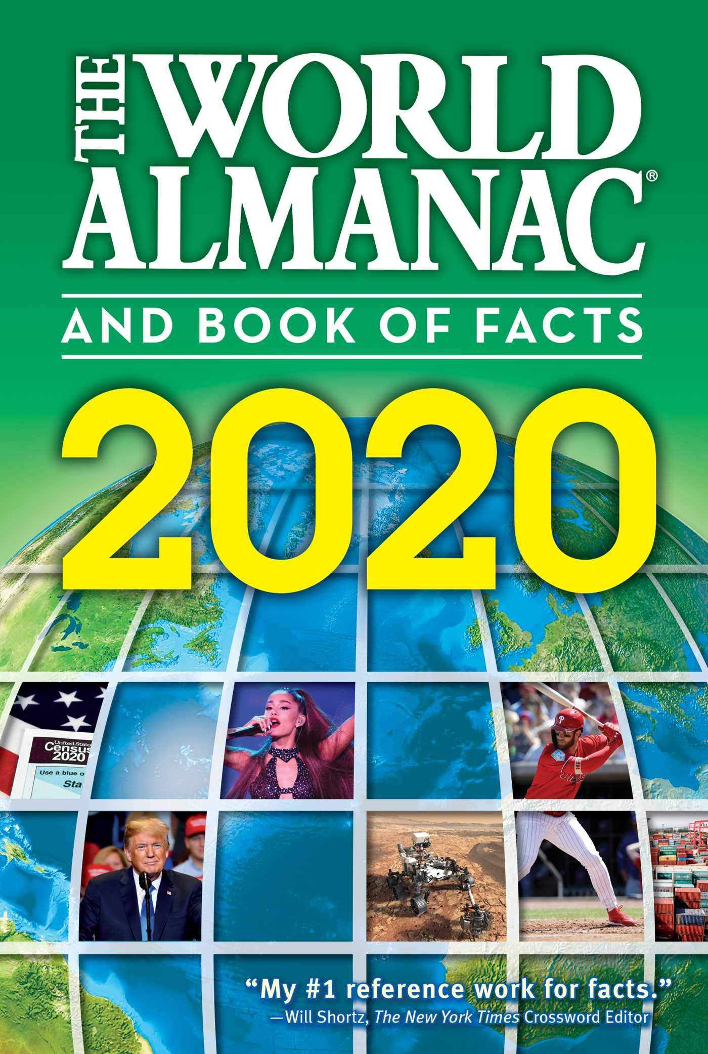 New York Times Best Sellers December 2020 The World Almanac and Book of Facts 2020: Sarah Janssen