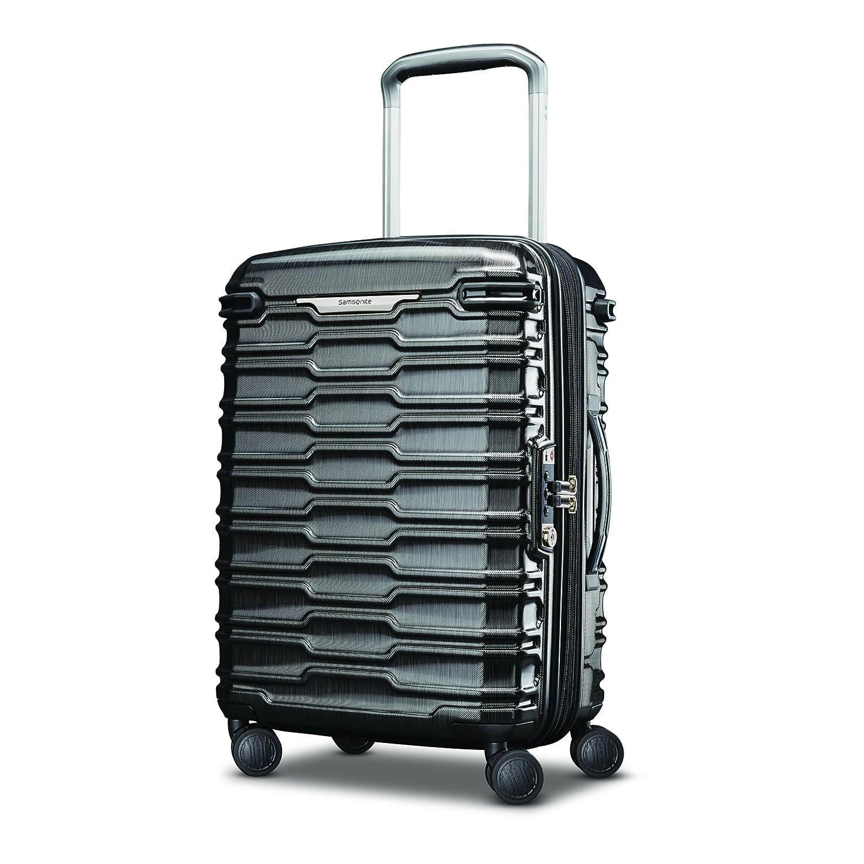 Samsonite Stryde Carry-On Glider, Charcoal, International Carry-On Samsonite Corporation - CA 80426-1174