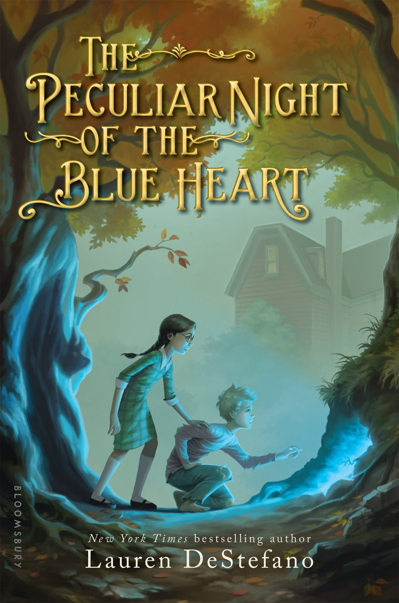 The Peculiar Night of the Blue Heart PDF