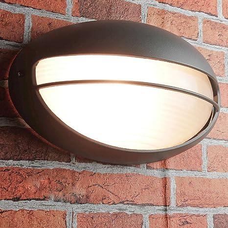 Iluminación jardín camino marítimo AMSTERDAM E27 IP44 Luz exterior ...