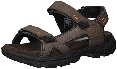cb4a6593df45 Skechers USA Men s Louden Fisherman Sandal