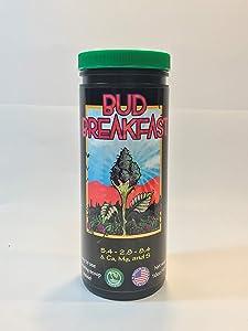 Bud Breakfast   Organic Cannabis Fertilizer   for Seed to Harvest 16oz - by Good Stuff Grow Nutrients