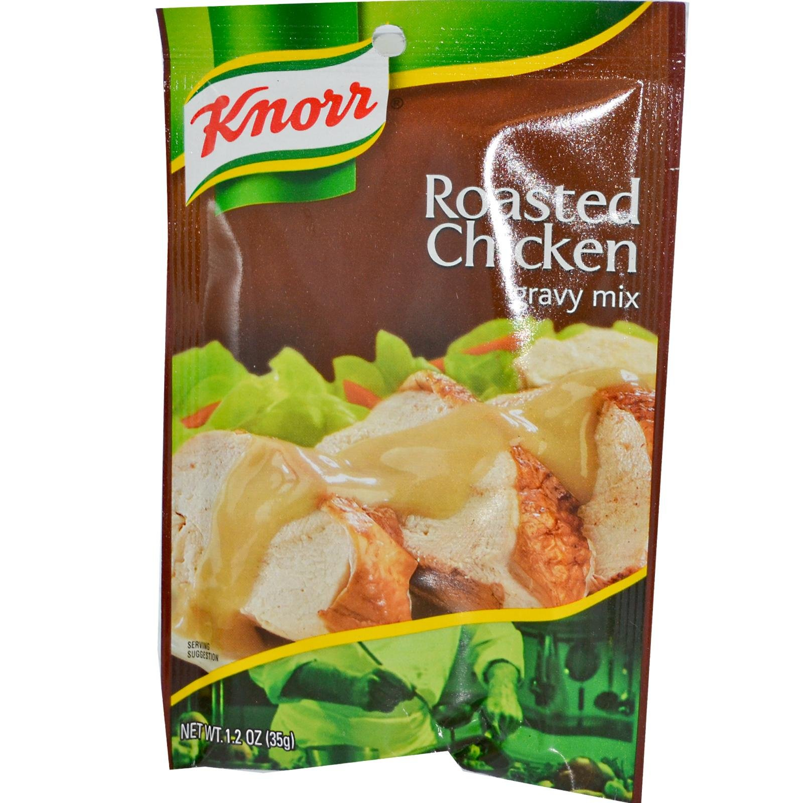 Knorr B74094 Knorr Roasted Chicken Gravy Mix -12x1.2oz by Knorr