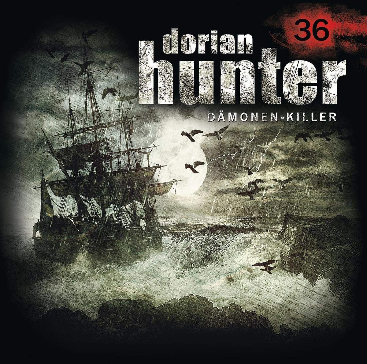 Dorian Hunter - Auf der Santa Maria (Folge 36)