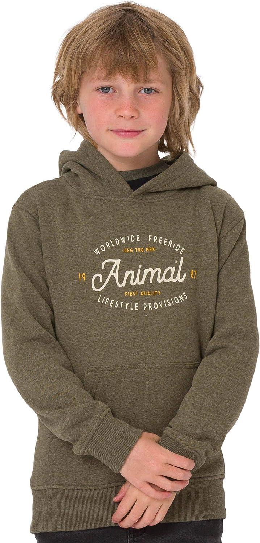 Animal Boys Hoodie Atlas