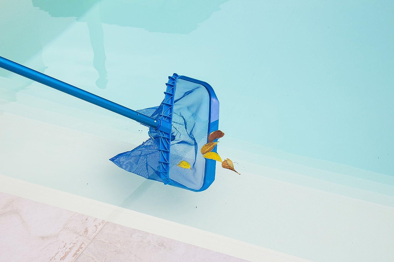 Steinbach - Limpiador para suelo de piscina con marco de ...