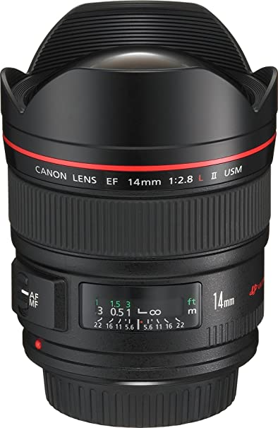Review Canon 14mm f/2.8L EF