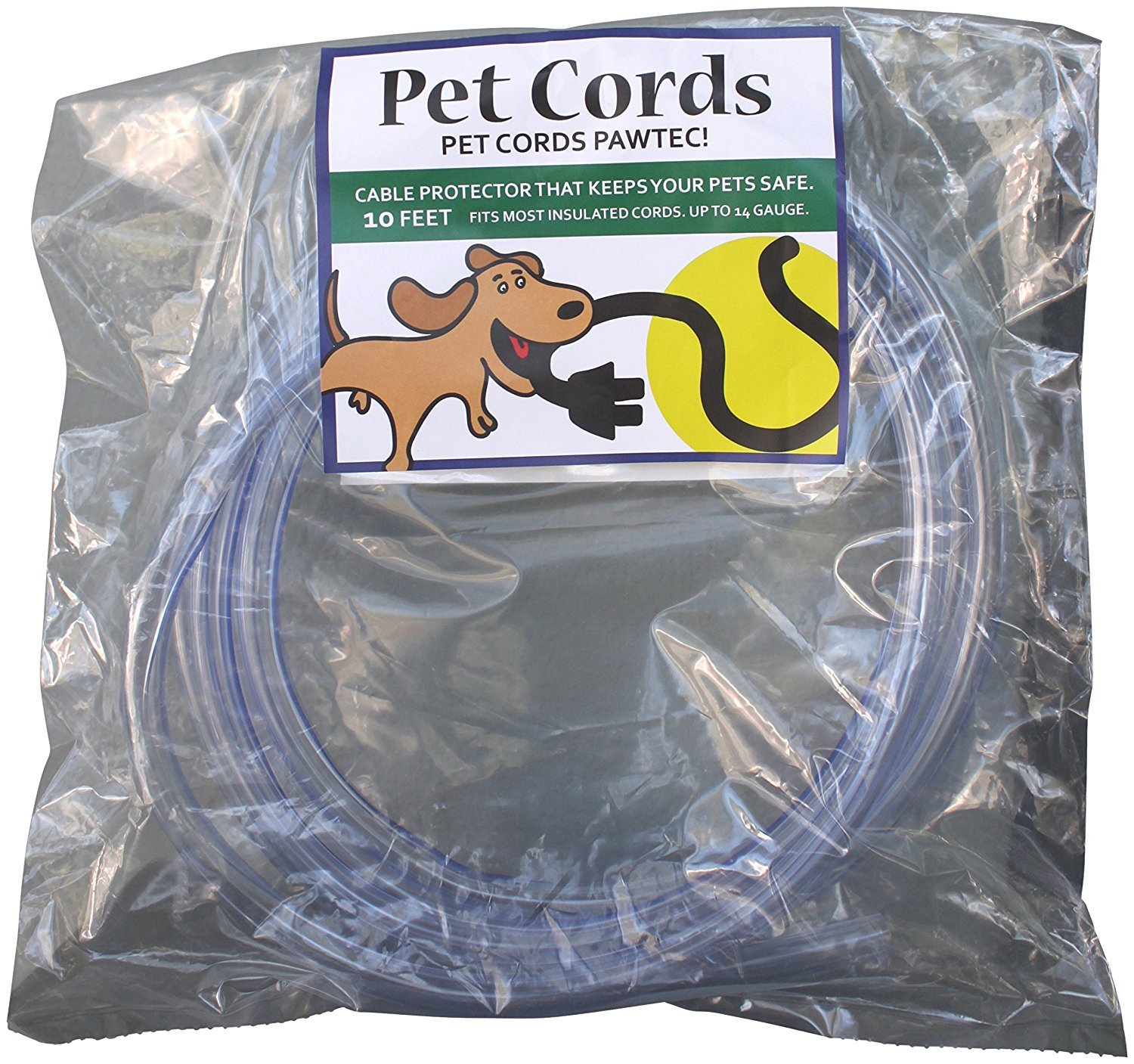 Amazon.com : PetCords- Dog and Cat Cord Protector- Protects Your ...